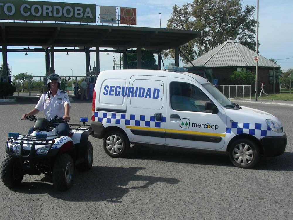 Seguridad del Mercado de Abasto Córdoba